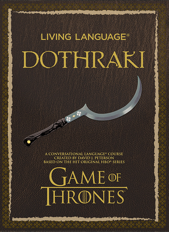 learn Dothraki