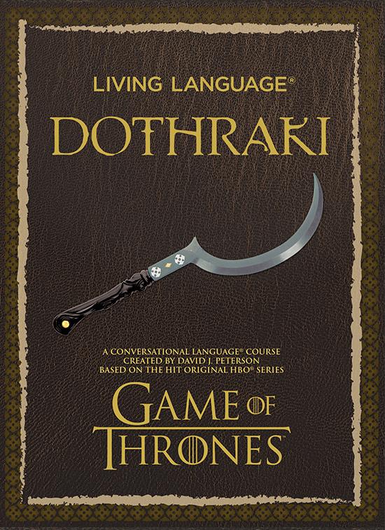 learn Dothraki