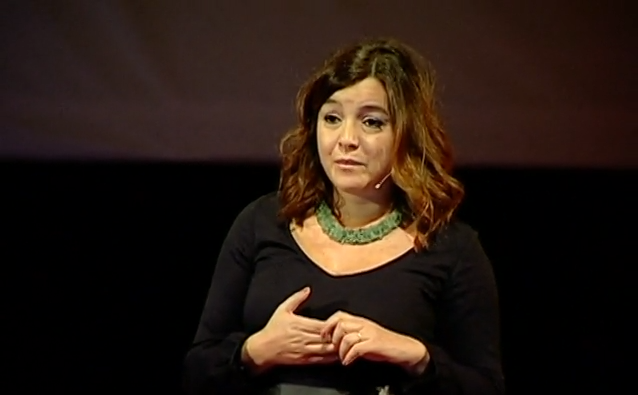 Language Ted Talk